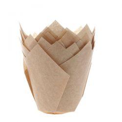 """36 caissettes à muffin - """"Craft"""""""