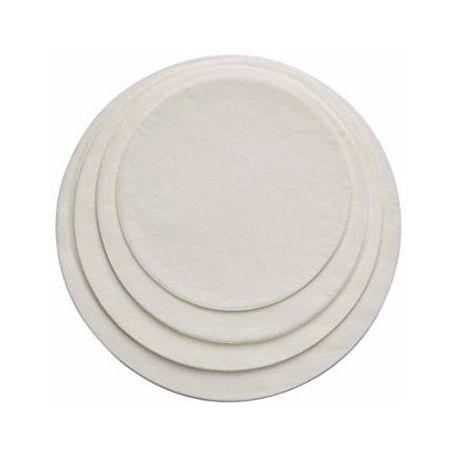 25 cercles de papier sulfurisé - 15 cm