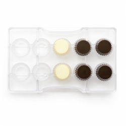 """Moule à chocolats """"10 caissettes"""""""