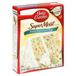 Préparation pour gâteau aux pépites multicolores - 433 g