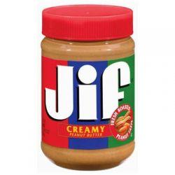 Beurre de cacahuète onctueux Jif - 454 g
