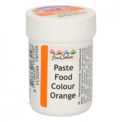 Colorant alimentaire en pâte - Orange