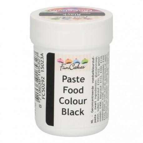 Colorant alimentaire en pâte - Noir
