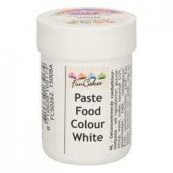 Colorant alimentaire en pâte - Blanc