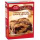 Préparation pour brownie cookie au beurre de cacahuètes - 487 g