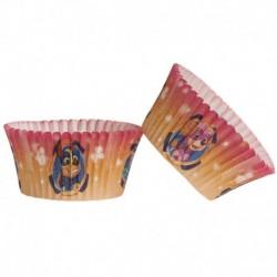 25 caissettes à cupcakes Pat'Patrouille masquée