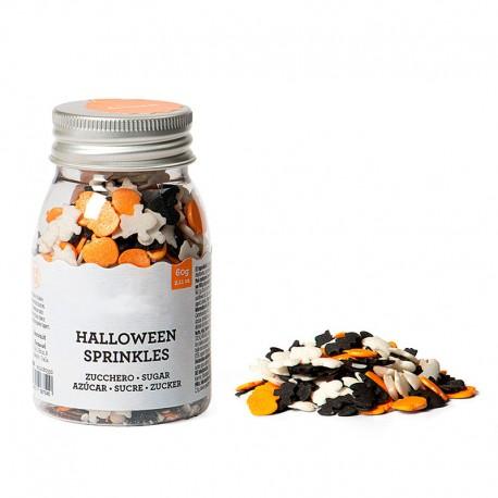 """Sprinkles en sucre """"Halloween"""" - 60 g"""