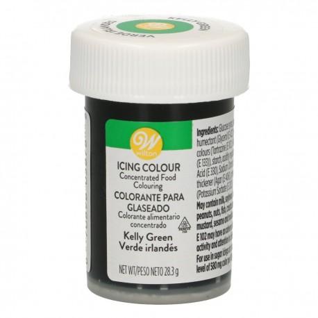 Colorant gel alimentaire - Différentes couleurs