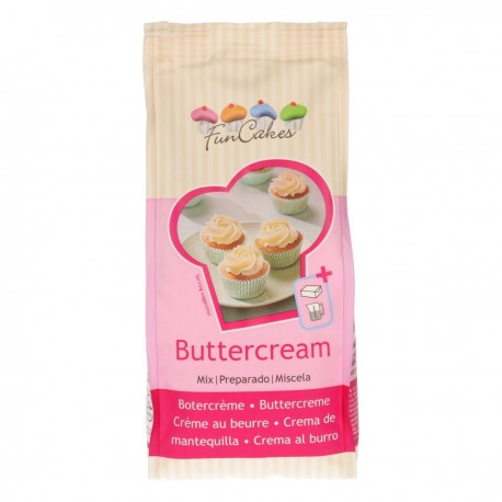 Mélange pour crème au beurre (500 g)
