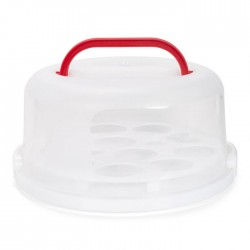 Boîte à gâteaux ou cupcakes - Ø 33 cm