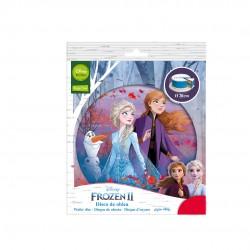 """Disque azyme """"Elsa, Anna et Olaf - La Reine des Neiges 2"""" - 20 cm"""