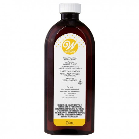 Essence artificielle de vanille blanche - 236 ml