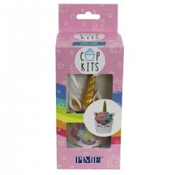 """Kit pour cupcakes """"Licorne"""""""