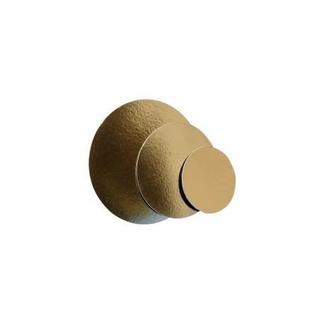 Lot de 3 supports à gâteaux ronds épaisseur 1mm - Différentes tailles
