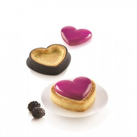 """Kit mini tarte """"Cœur"""" - Petit Amour"""