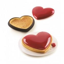 "Kit tarte ""Cœur"" - Mon Amour"
