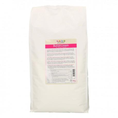 Mélange pour crème au beurre (4kg)