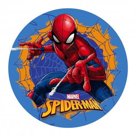 "Disque azyme ""Spider-Man"" - 20 cm"