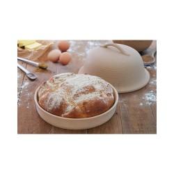 Moule de cuisson pour pain avec cloche