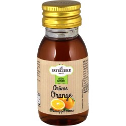 Arôme alimentaire naturel Orange - 60 ml