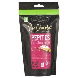 Pépites de chocolat noir bio 60% - 200g