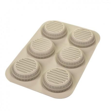 Moule en silicone pour pain focaccia