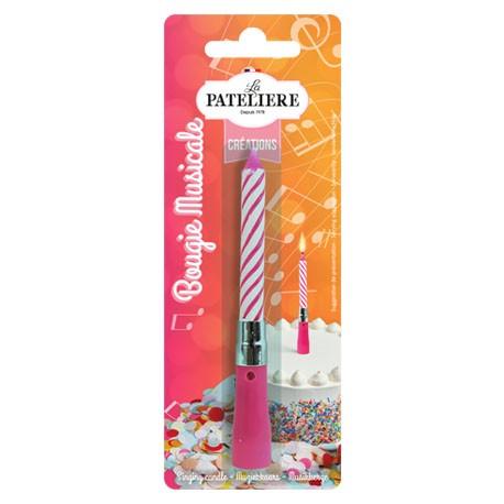 16 bougies d'anniversaire