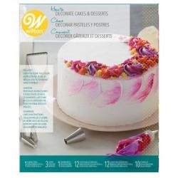 Kit d'apprentissage de décoration de gâteaux