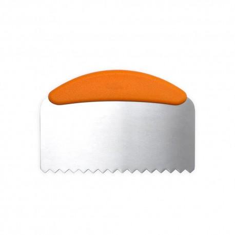 Peigne à glaçage à lame ondulée - 22,5 cm