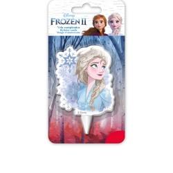 """Bougie d'anniversaire """"Elsa, La Reine des Neiges 2"""""""