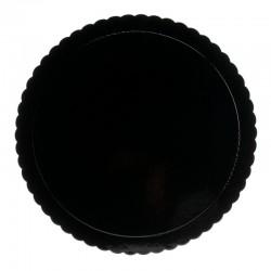 Cake board rond - Bords ondulés - Ø30 cm - Différents coloris