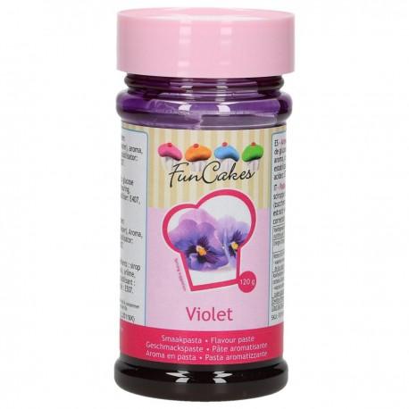 Préparation aromatisante et colorante à la violette - 100 g