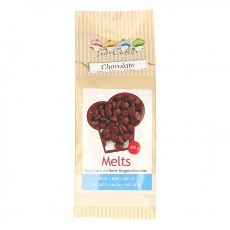 Pastilles de chocolat au lait - 350g