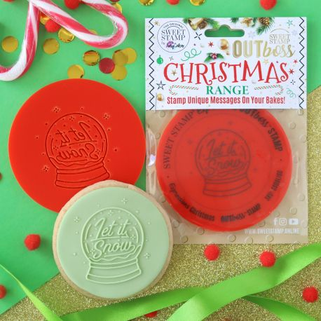 Outboss™ Sweet Stamp - boule de Noël