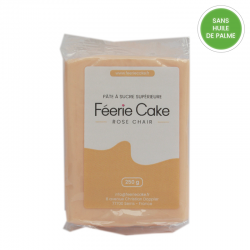 Pâte à sucre 250g - Chair