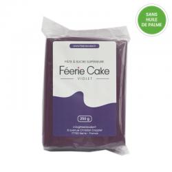 Pâte à sucre 250g - Violet