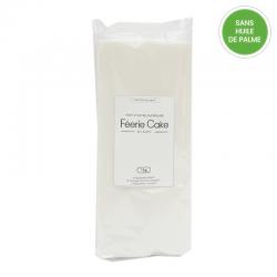 Pâte à sucre Blanc 1 Kg
