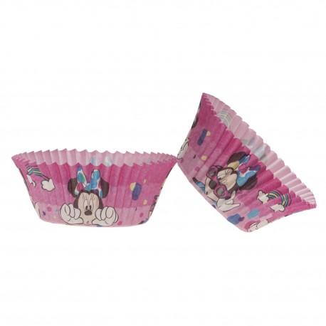 50 caissettes standard Minnie