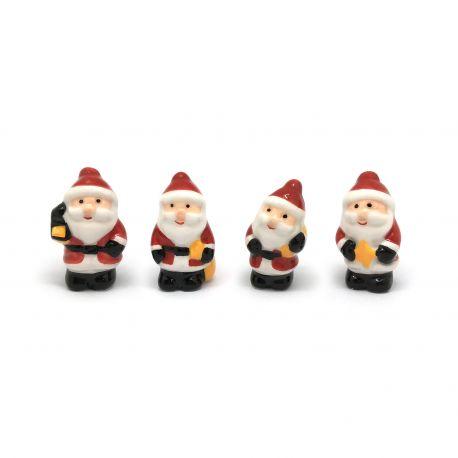 Fèves papa Noël
