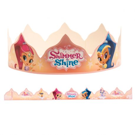 """Couronne """"Shimmer and Shine"""""""