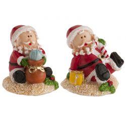 """Fève pour galette des rois """"Père Noël"""""""