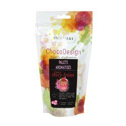 Palets aromatisés fraise - 200 g