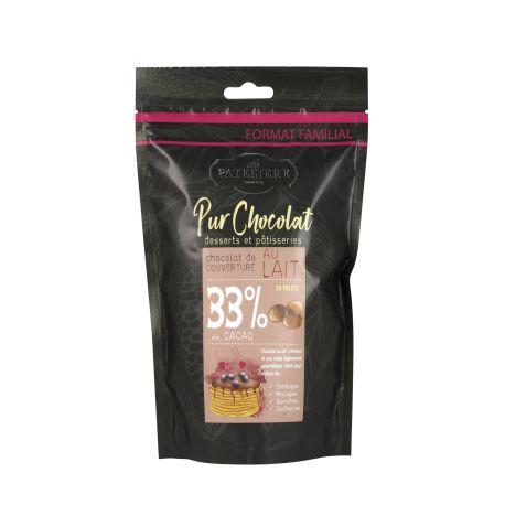 Pépites chocolat au lait - 380 g
