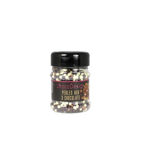 Perles 3 chocolats - 120 g