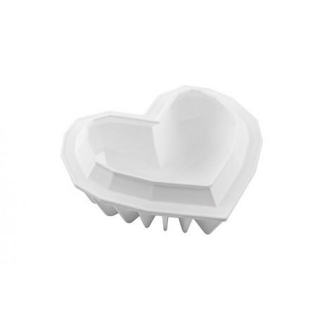 """Moule en silicone pour gâteau 3D """"Cœur"""""""