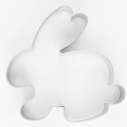 """Emporte-pièce """"tête de lapin"""" - 7,5 x 5 cm"""