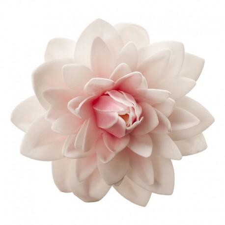 "Fleur ""dahlia"" en azyme"
