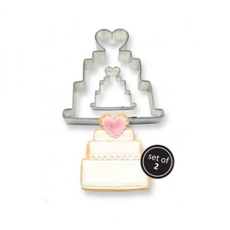 """Emporte-pièce """"Wedding Cake"""""""