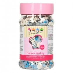"Mélange de sprinkles ""Galaxie"" - 50 g"