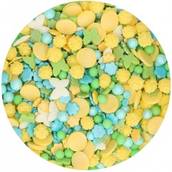 "Assortiment de sprinkles ""Printemps"" - 50 g"